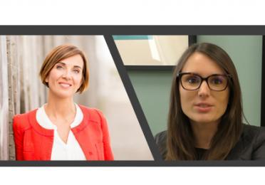 Interview croisée de deux femmes entrepreneuses et lauréates Total