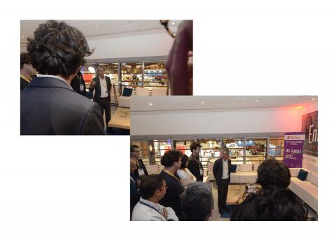 Montage event 40 ans TDR - SDE Lyon 2019