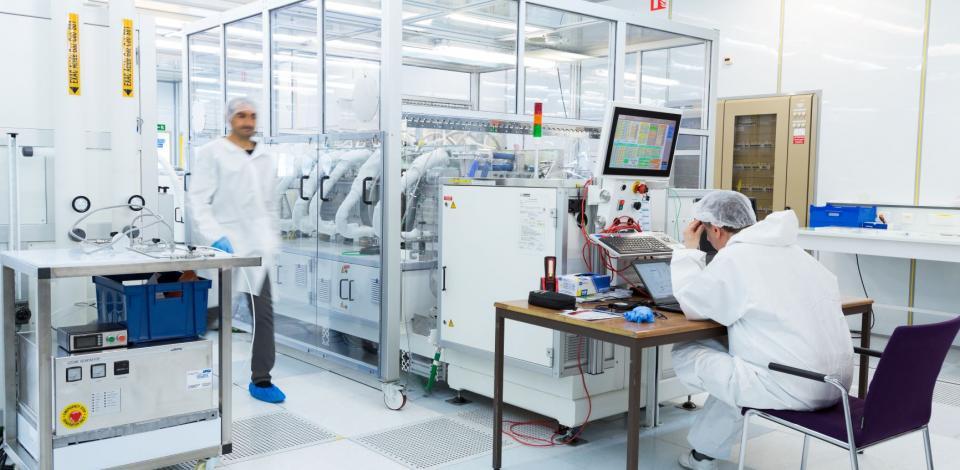 Laboratoire NAWA Technologies