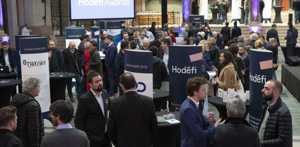 Soirée Hodéfi Awards 2019