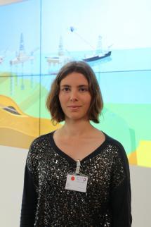 Margaux lycéene de Mourenx - Semaine de l'industrie Pau 2019