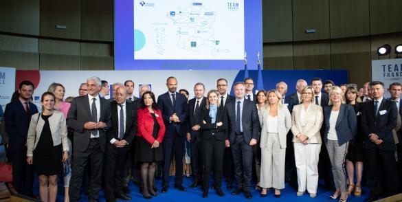 Lancement Team France Export - Business France