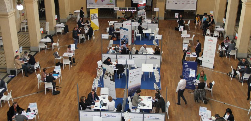 Forum de l'International Lyon