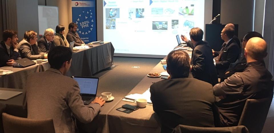 Plusieurs acteurs innovants dans le domaine de l'Industrie du Futur et du numérique ont participé à une mission partenariale au Japon et en Corée du Sud